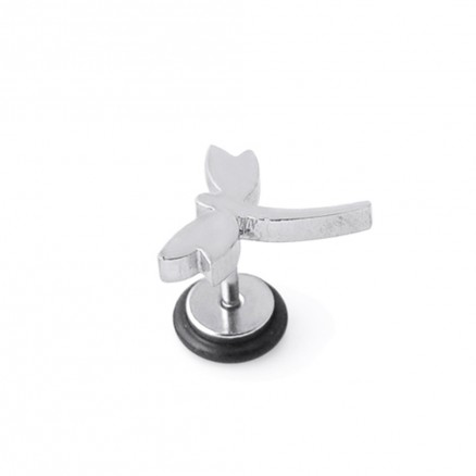 SS Dragonfly Fake Ear Plug